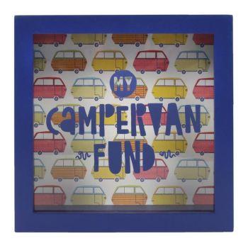 Campervan Fund Money Box