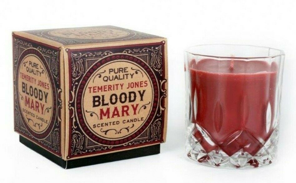 Temerity Jones Bloody Mary Scented Candle Gift