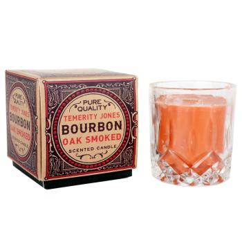 Temerity Jones Oak Smoked - Bourbon Candle