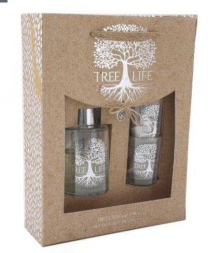 Tree of Life Diffuser Gift Set Present Set of Diffueur De Parfum