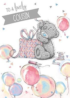 Me To You To A Lovely Cousin
