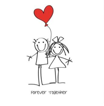 Forever Together - Card