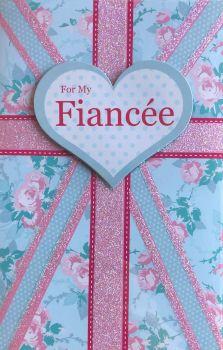 For My Fiancee Birthday Card