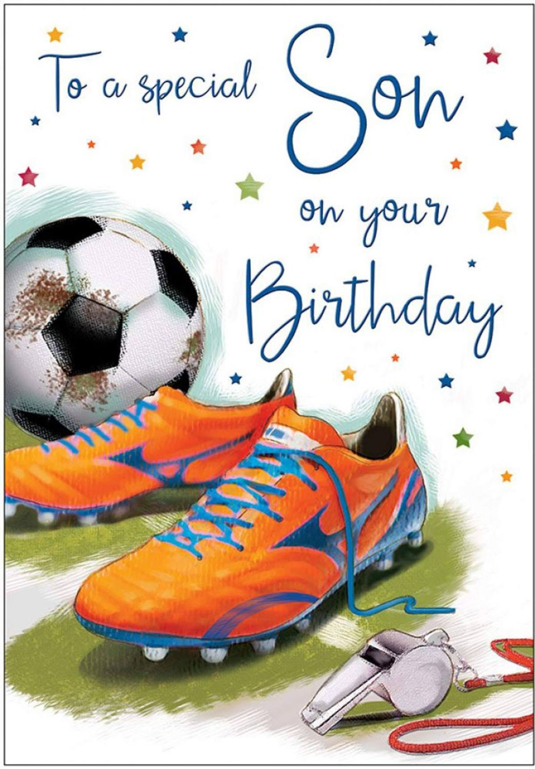 To A Special Son On Your Birthday