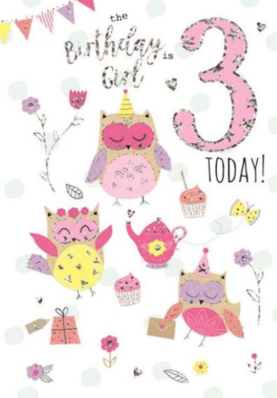 3 Today - Owls