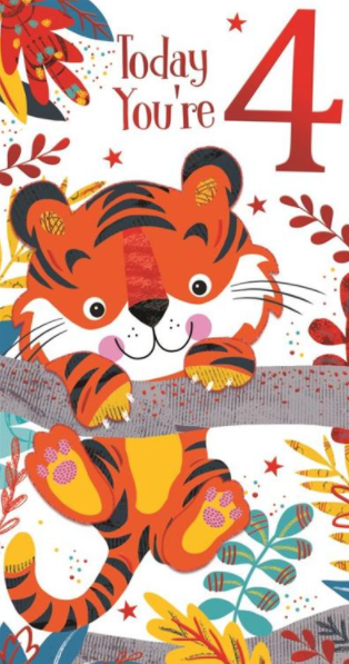 4 Today - Tiger