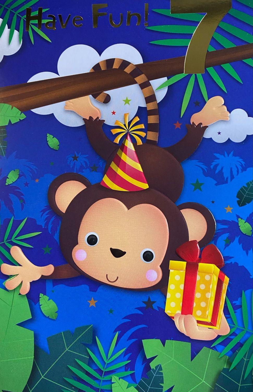 7 Have Fun! Monkey