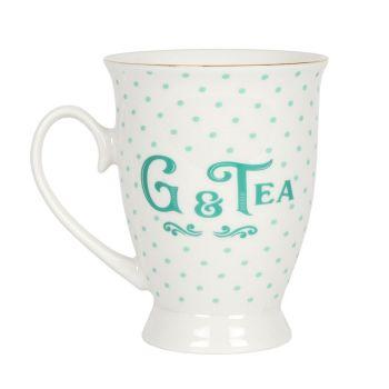 Gin Lover G & Tea Mug