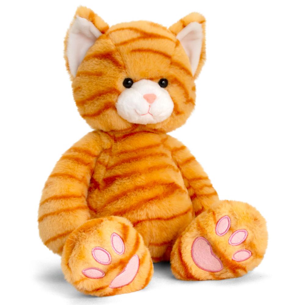 18cm Love To Hug  Keel Ginger Cat Toy
