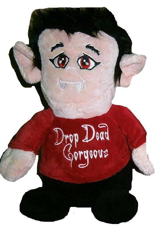 Drop Dead Gorgeous Vampire Teddy