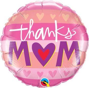 Thanks Mum Foil Balloon
