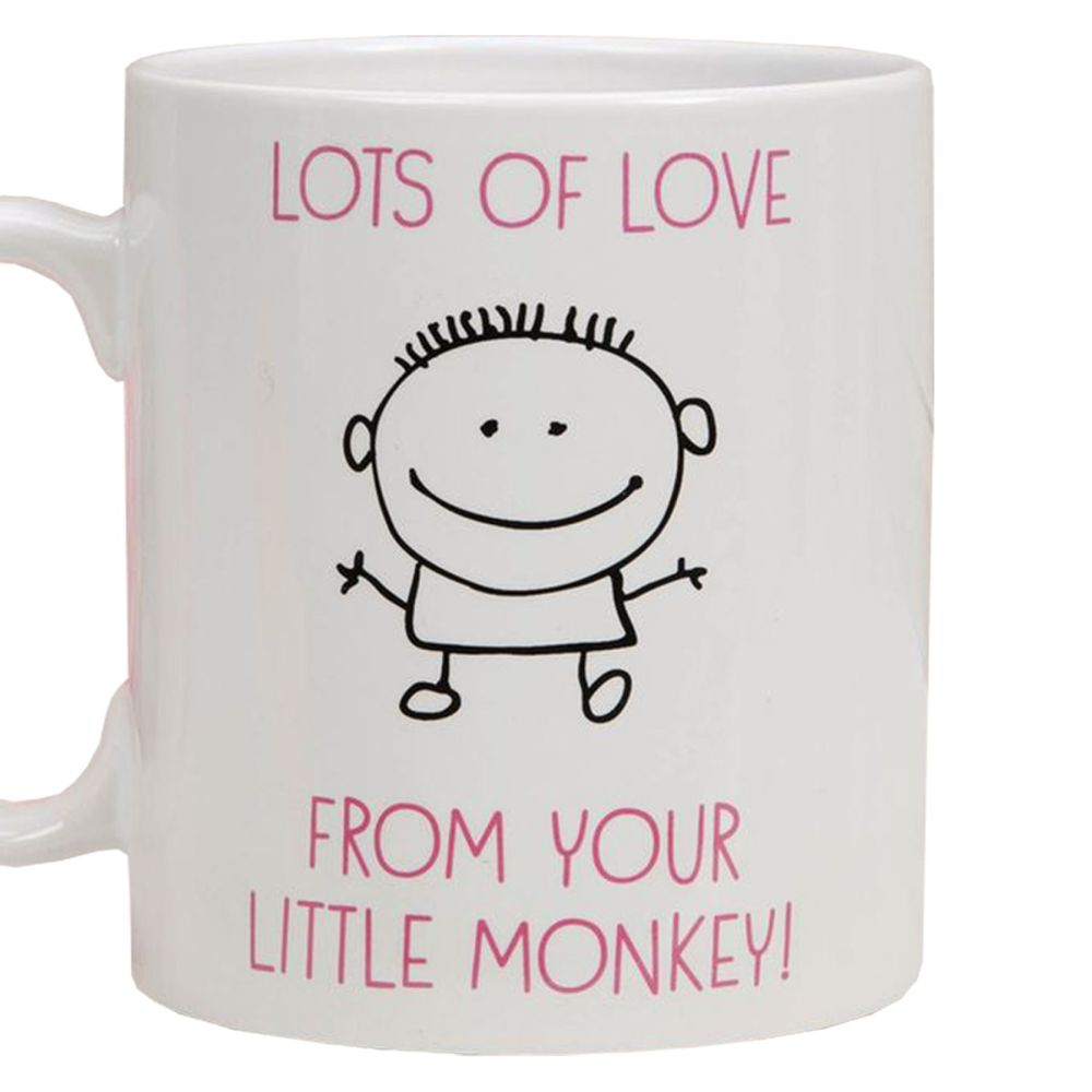 Lots Of Love From Your Little Monkey! Mug