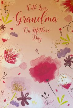 With Love, Grandma On Mother's Day