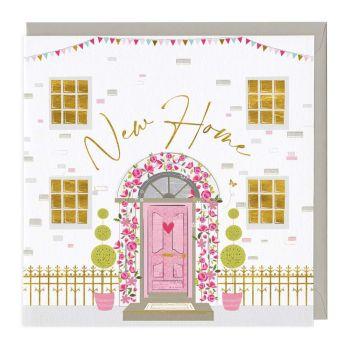 New Home Front Door - Card