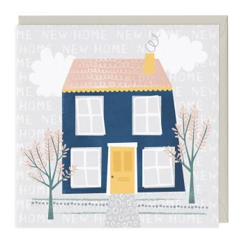 New Home House - Card