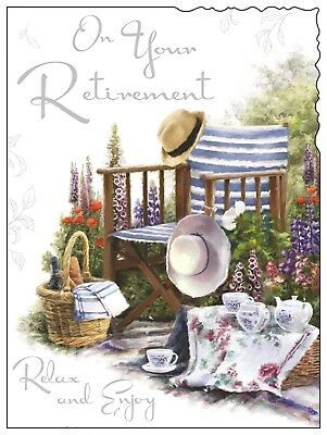 On Your Retirement Relax And Enjoy - Card