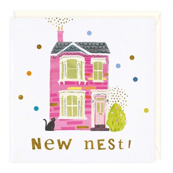 New Nest! - Card