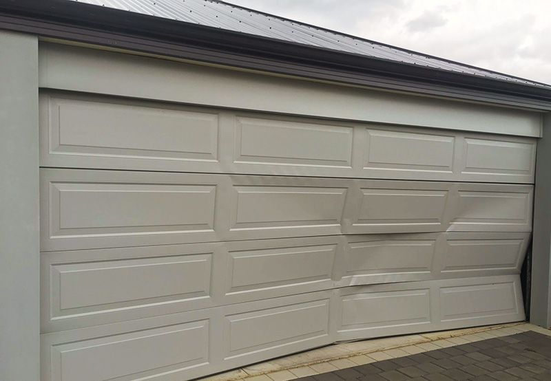 Garage Door Panel Repairs Perth and Mandurah