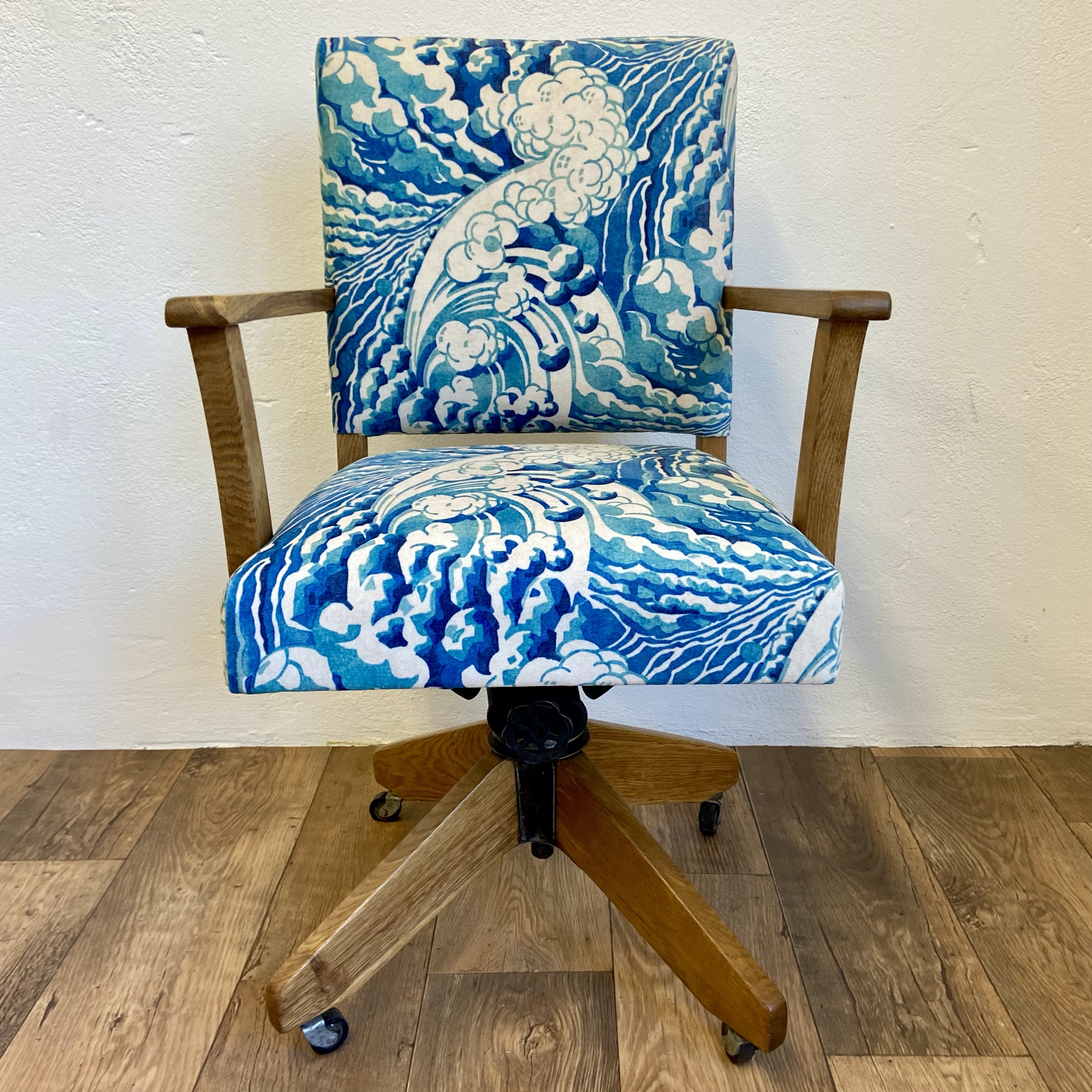 1950s hillcrest desk chair