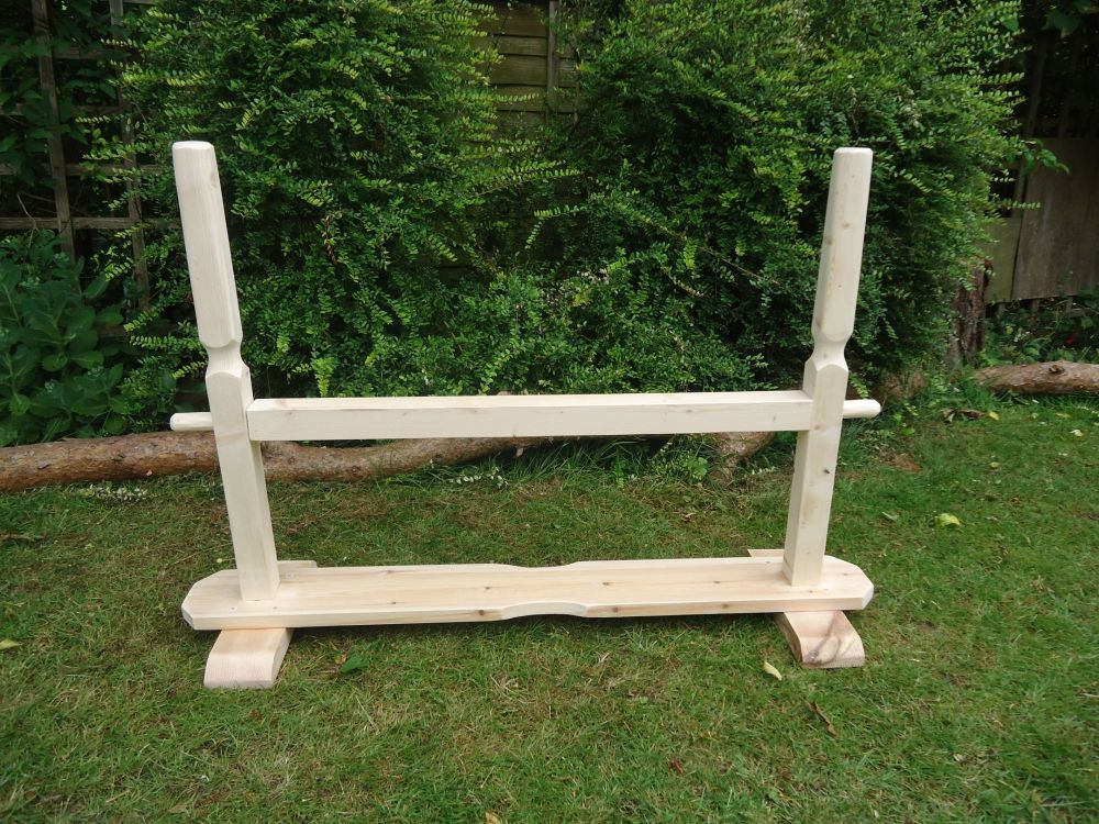 Osberg loom flatpack re-enactment replica weaving viking