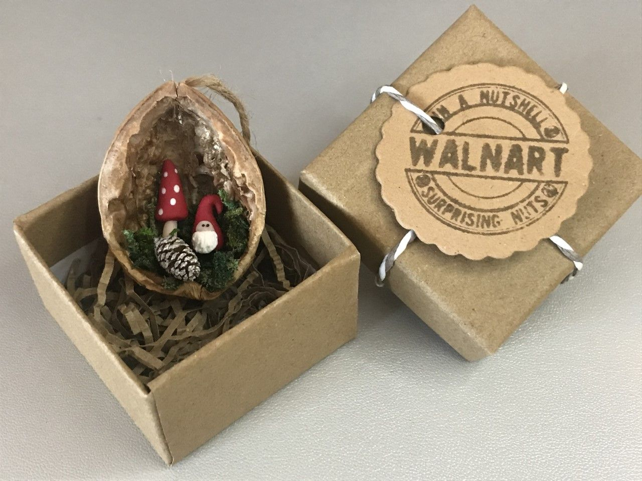 Walter, the original walnart gnome
