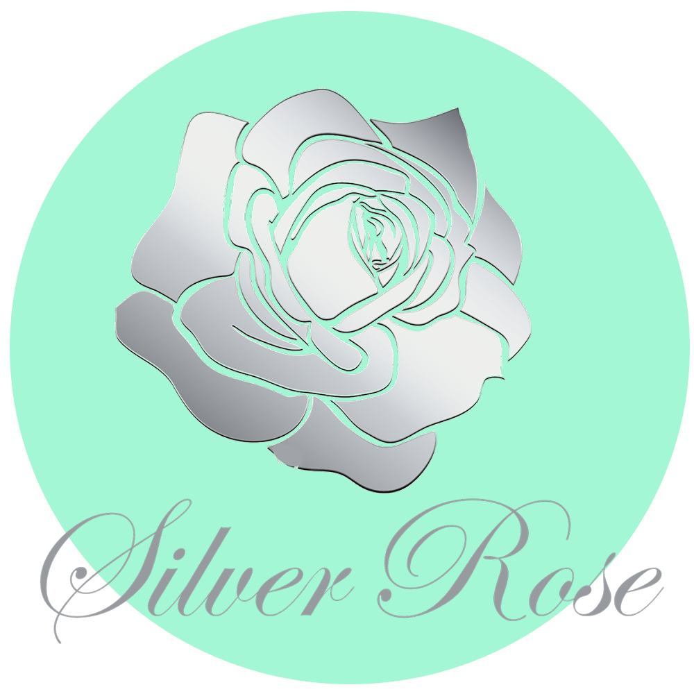 Silver Rose Bridal Handmade Wedding Bridal Jewellery UK