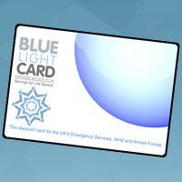 blue light card supporter