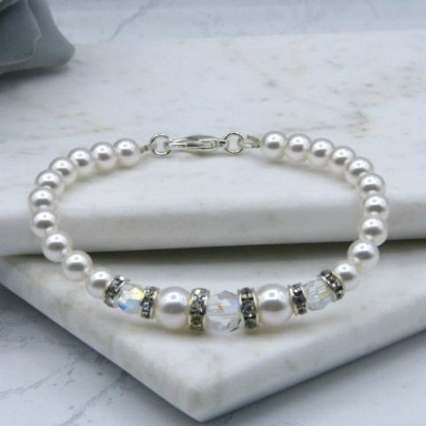 <!-- 002 --> Bridal Bracelets