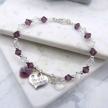 <!-- 002 --> Bridesmaid Bracelets
