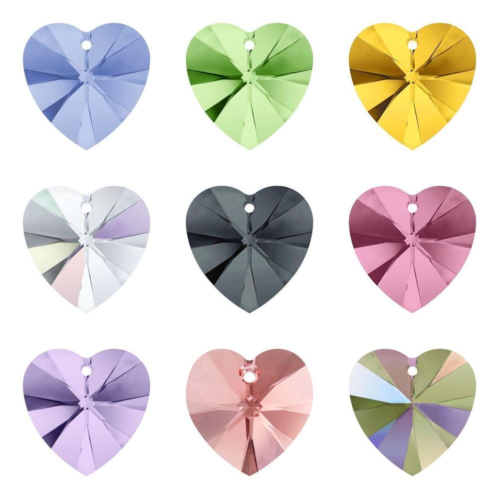 <!-- 004 --> Heart Crystals