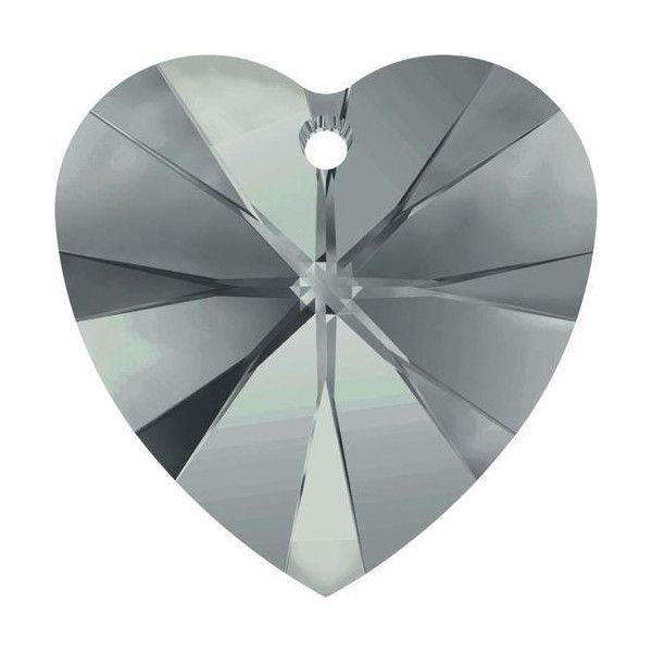 Other Heart Crystal Colours
