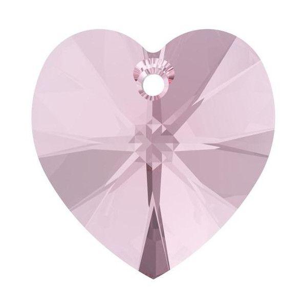 Purple Heart Crystal Colours