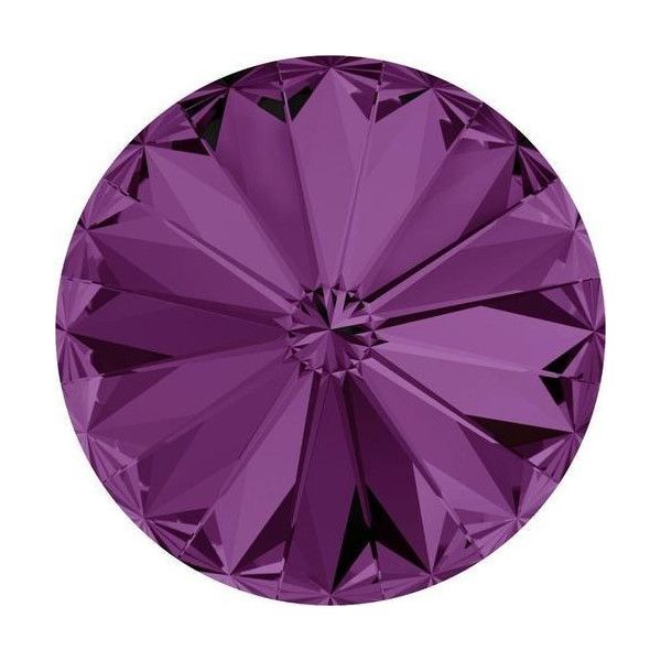 Purple Rivoli Crystal Colours