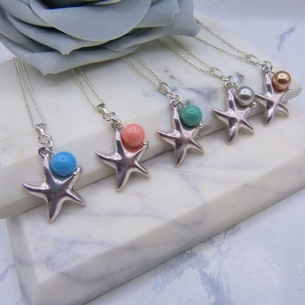 <!-- 003 --> Bridesmaid Necklaces