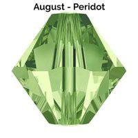 AUGUST BIRTHSTONE - Swarovski Crystal