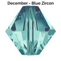DECEMBER BIRTHSTONE - Swarovski Crystal
