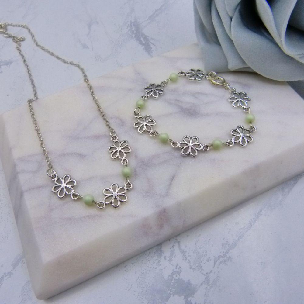 Kitty Jewellery Set