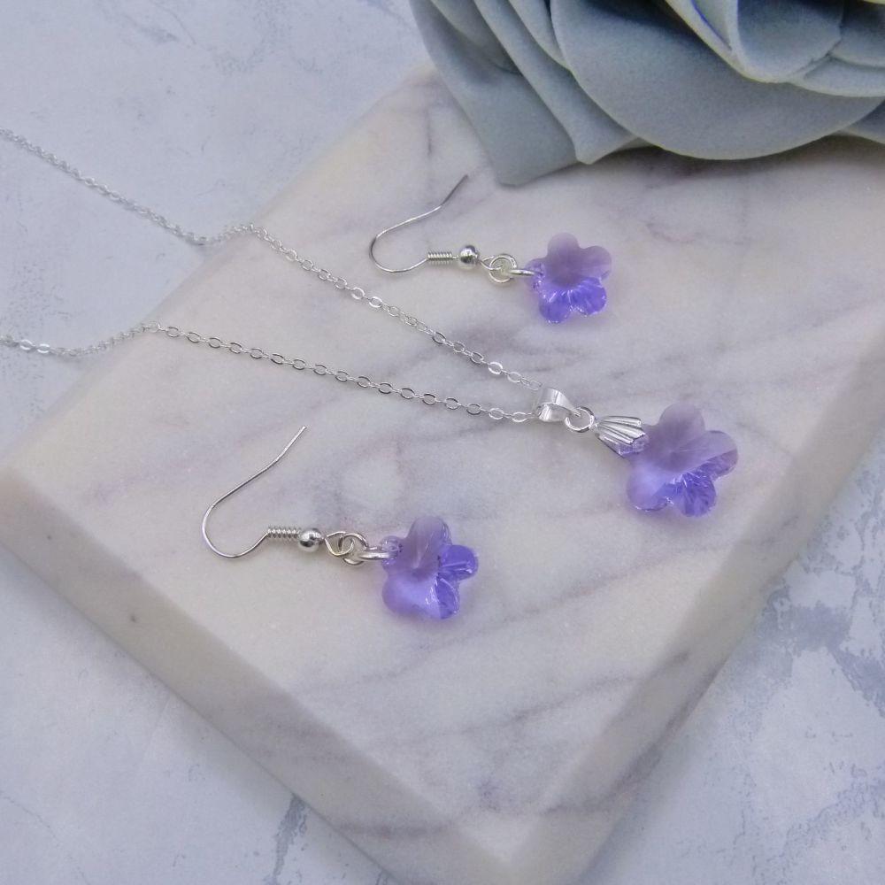 Primrose Violet Set