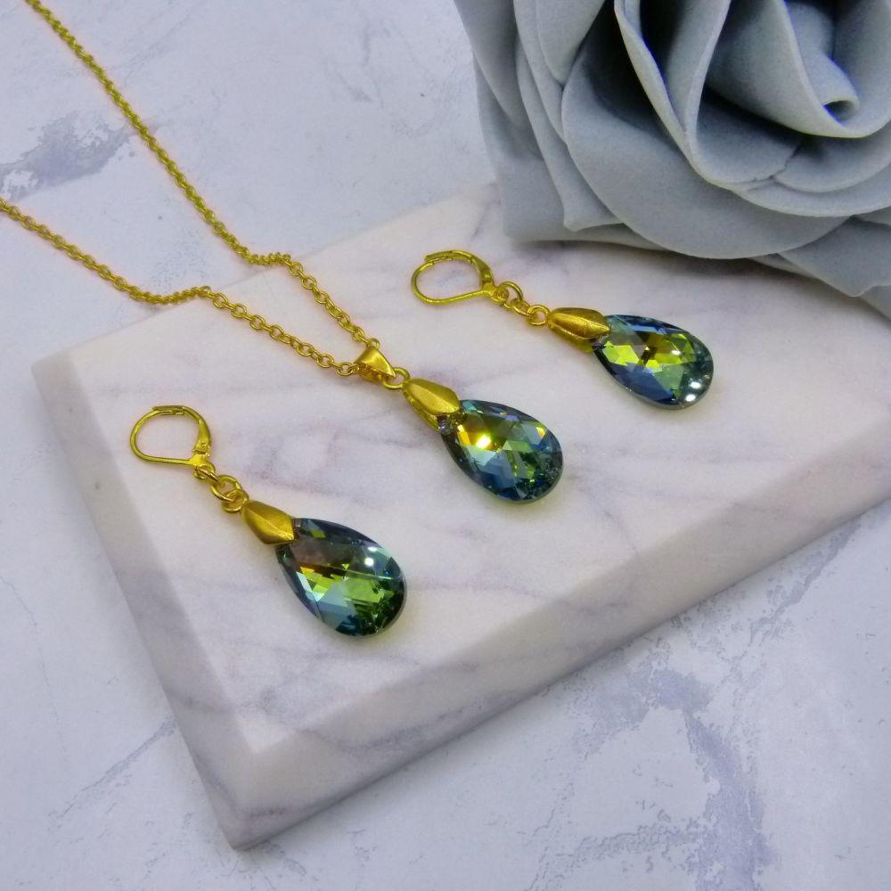 Sahara Jewellery Set