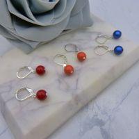 Diana Pearl Earrings