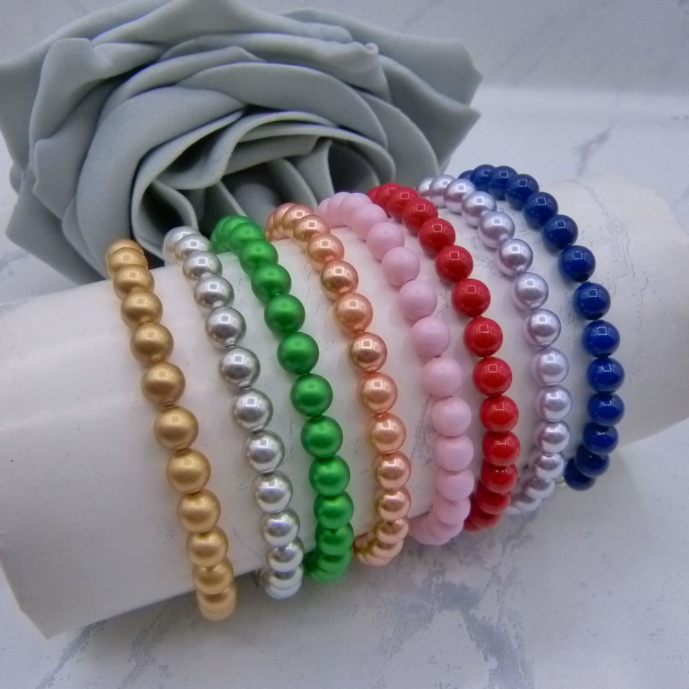 Diana BM Bracelet (34 Colours)
