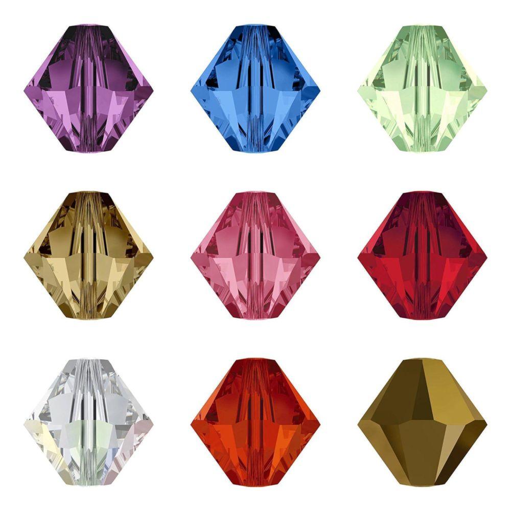 <!-- 009 --> Preciosa® Colour Samples/Charts