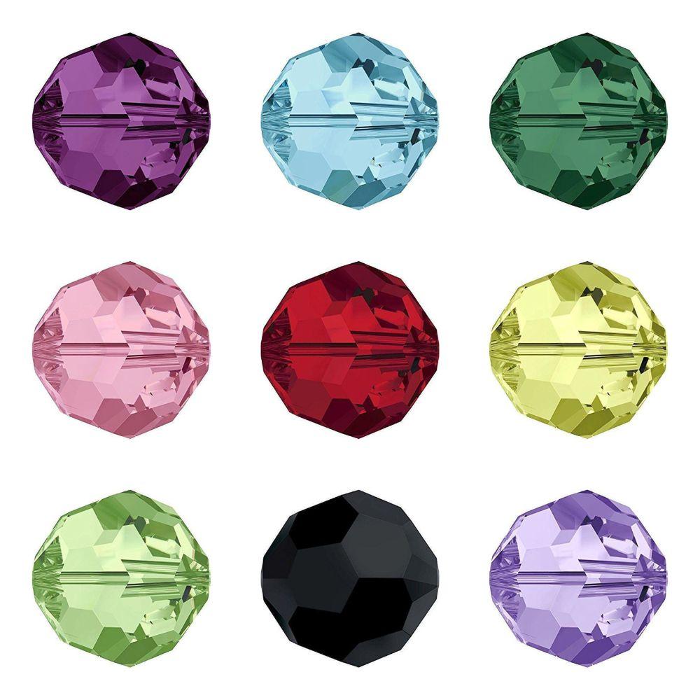 <!-- 002 --> Round Crystals
