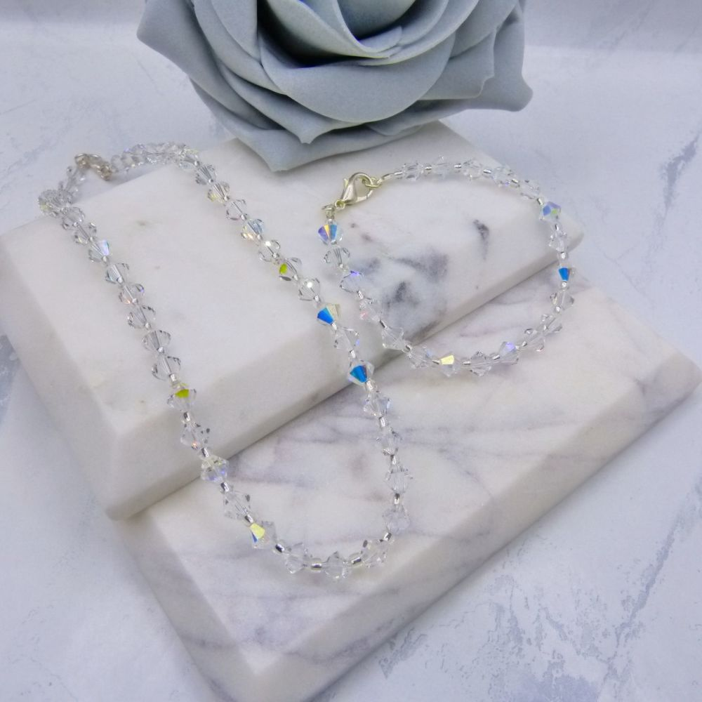 Kayleigh Crystal Jewellery Set
