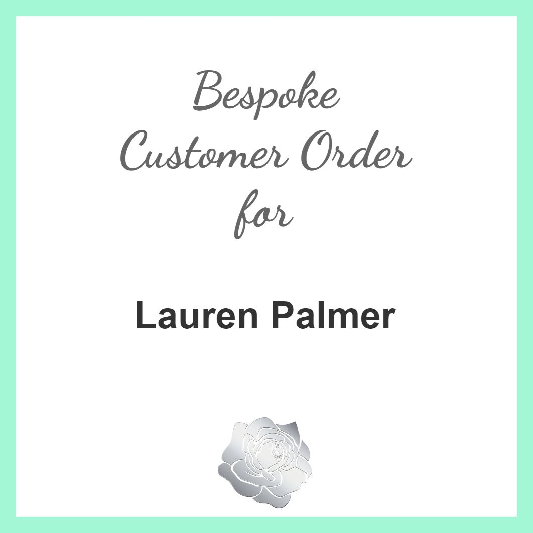 Lauren Palmer - 2 x Infinity Bracelets