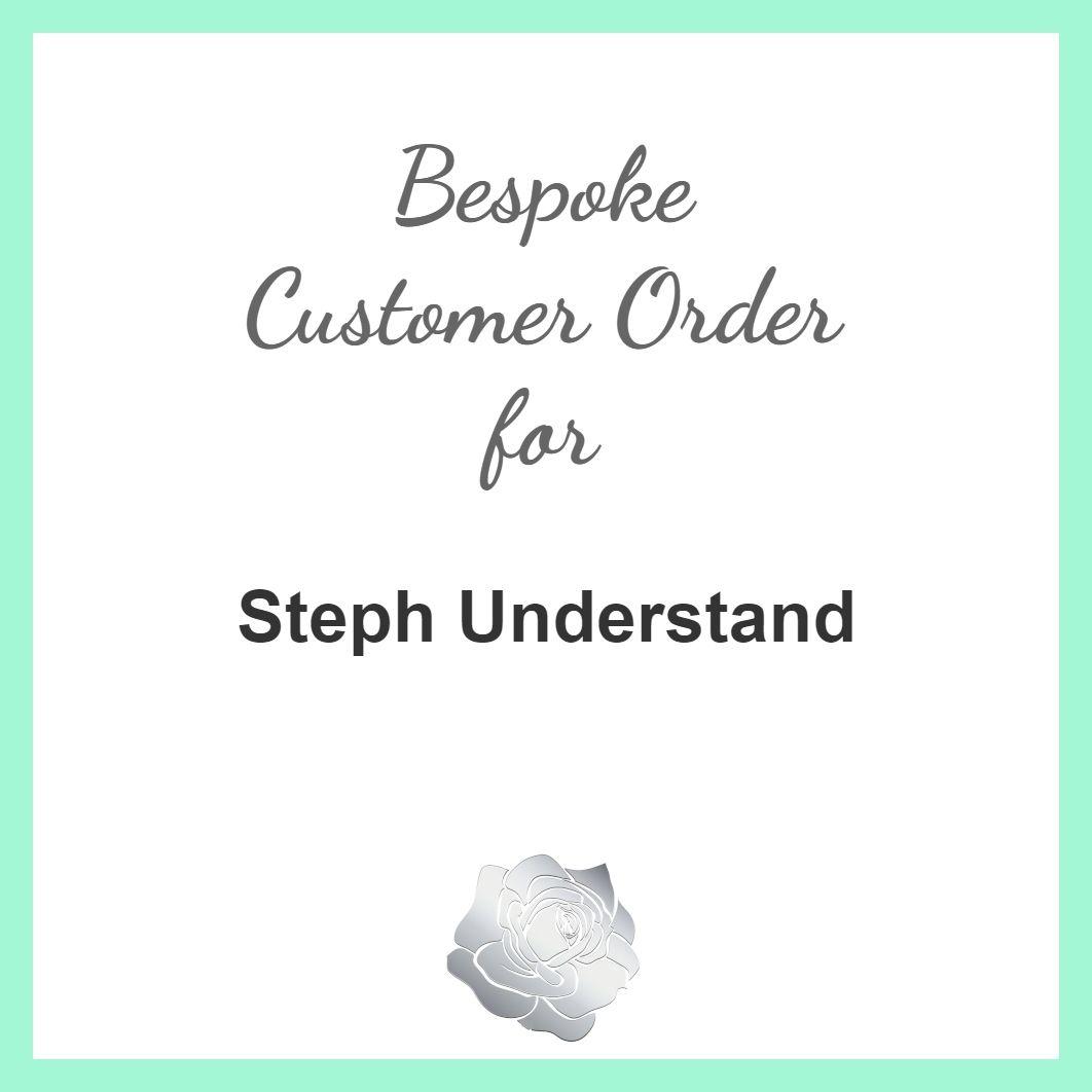 Steph Understand - 2 x Bridesmaid Sets & 1 Bridal Set