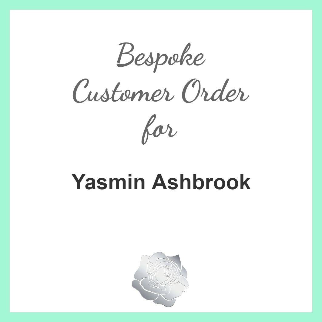 Yasmin Ashbrook - 2 x Felicity Bridesmaid Sets