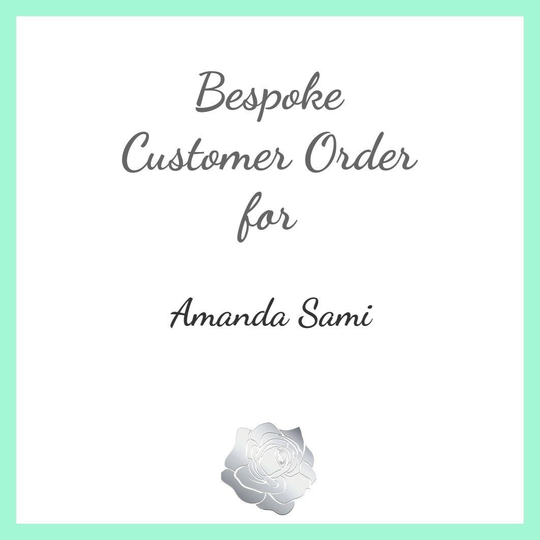 Amanda Sami - Honour Necklace