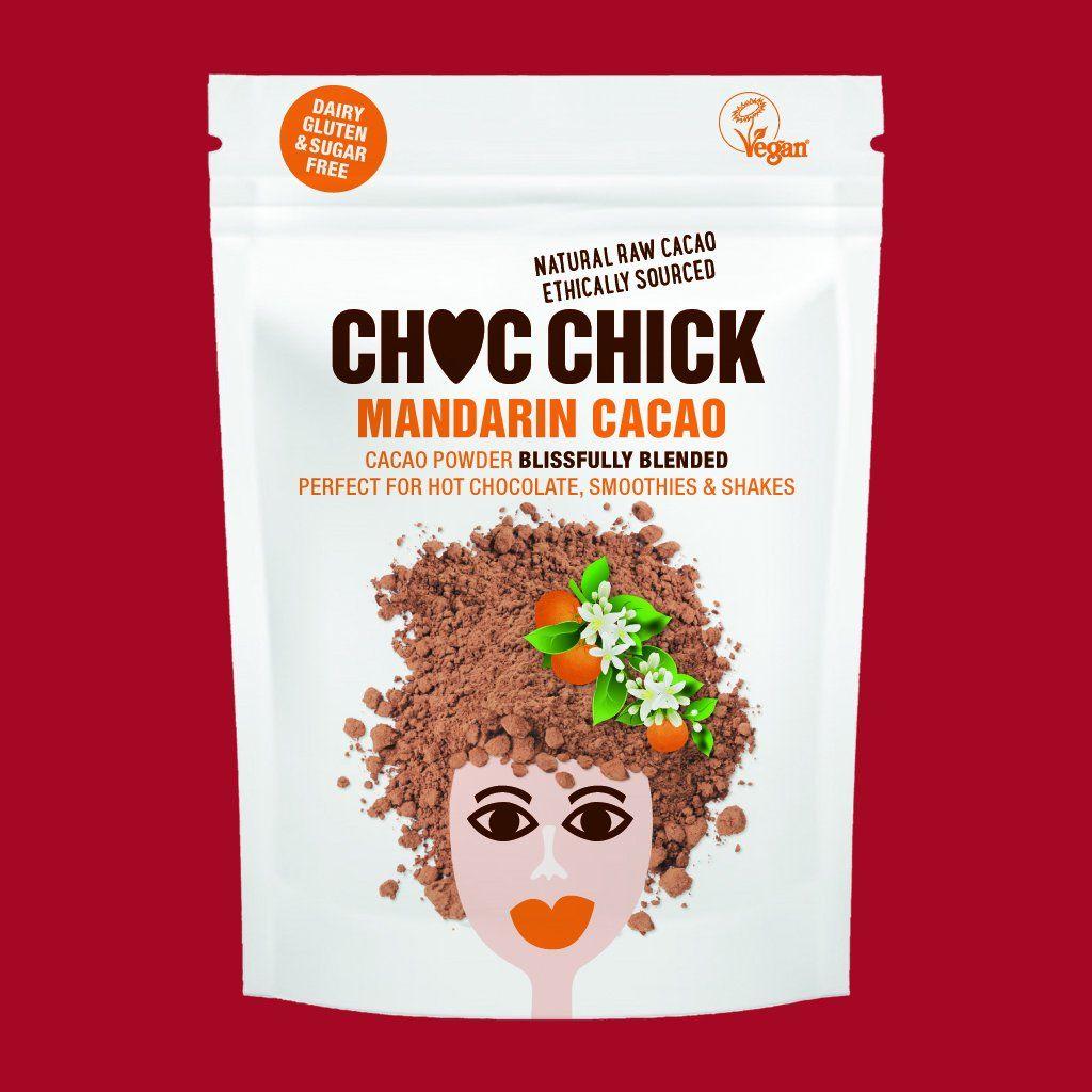 Choc Chick - Mandarin Cacao