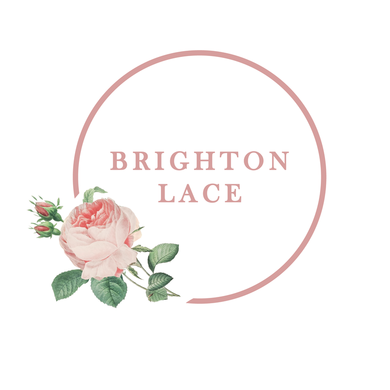 The logo of Brighton Lace.